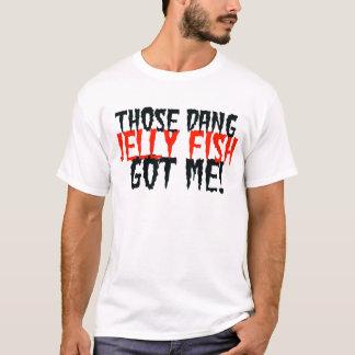 T-shirt Piqué par une méduse