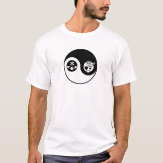 T-shirt Pirate CONTRE Ninja