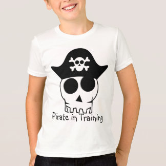 T-shirt Pirate dans la formation
