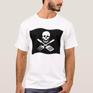 T-shirt Pirate de gril