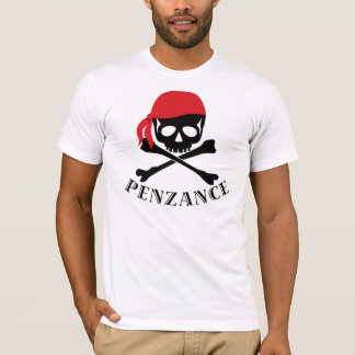 T-shirt Pirate de Penzance