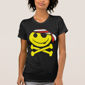 T-shirt Pirate souriant 02