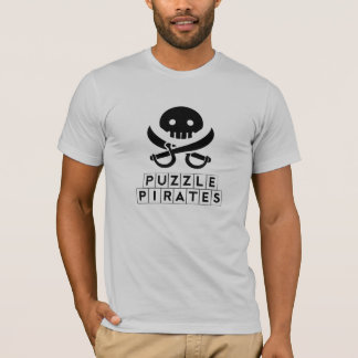 T-shirt Pirates de puzzle