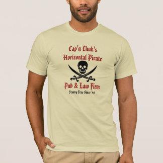 T-shirt Pirates et avocats -- La même chose ? ?