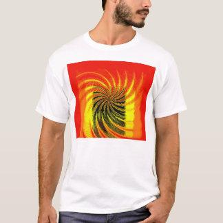T-shirt Pirouette orange