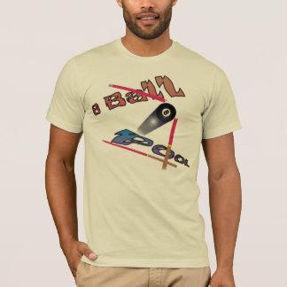 T-shirt Piscine de 8 boules
