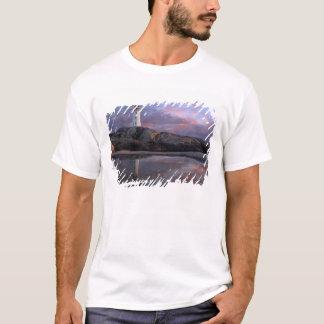 T-shirt Piscine de marée par le phare