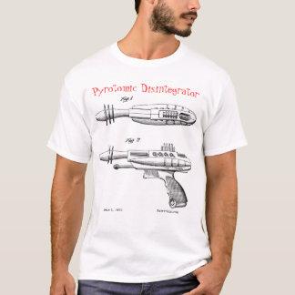 T-shirt Pistolet de désintégrateur de Pyrotomic