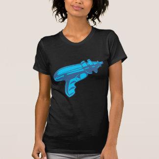 T-shirt Pistolet de laser d'arme à feu de rayon de la