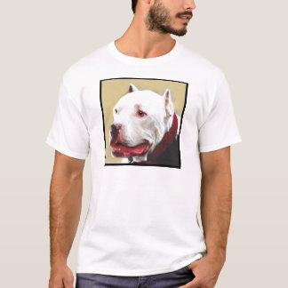 T-shirt Pitbull de Whtie