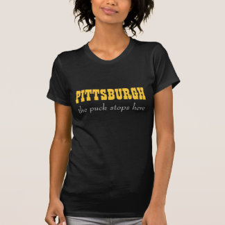 T-shirt PITTSBURGH, le galet s'arrête ici