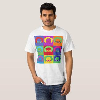 T-shirt Pixel 8bit d'art de ponceuses de Bernie