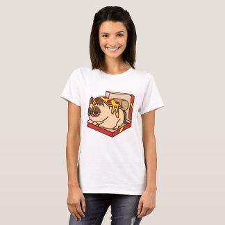 T-shirt Pizza Cat