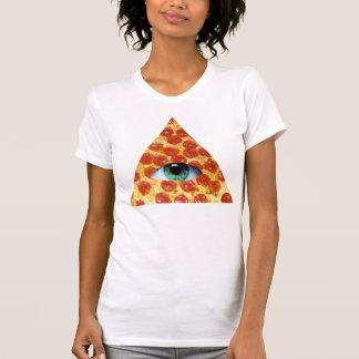 T-shirt Pizza d'Illuminati
