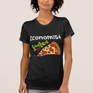 T-shirt Pizza (drôle) d'économiste