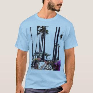 T-shirt Plage CA de Venise