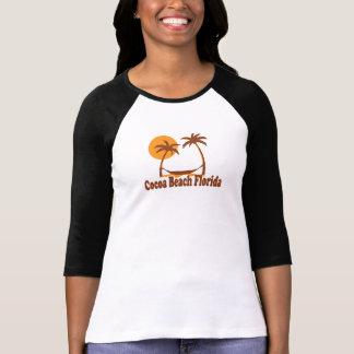 T-shirt Plage de cacao - conception de plage