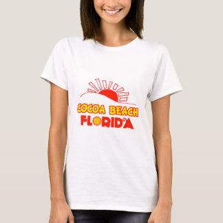 T-shirt Plage de cacao, la Floride