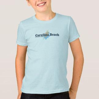 T-shirt Plage de la Caroline