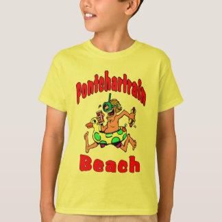 T-shirt Plage de Pontchartrain