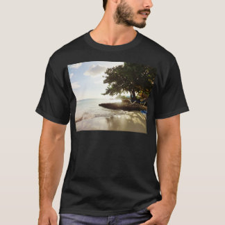 T-shirt Plage de Punta Canta de la République Dominicaine