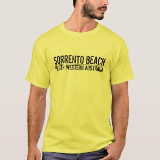 T-shirt Plage de Sorrente
