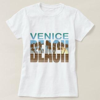T-shirt Plage de Venise