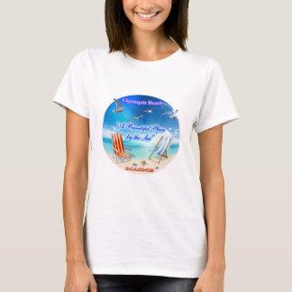 T-shirt Plage d'Ogunquit - bel endroit par la mer