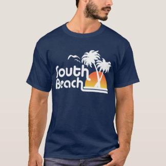 T-shirt Plage du sud