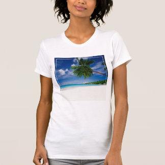 T-shirt Plage tropicale | Seychelles