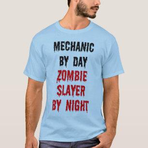 Travail De Mécano T-shirt Élégant