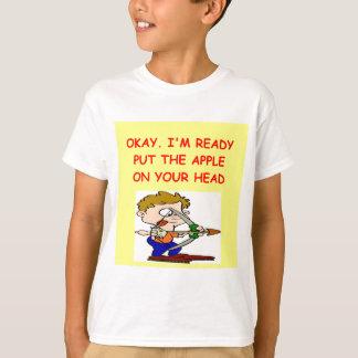 T-shirt Plaisanterie de TIR À L'ARC