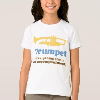 T-shirt Plaisanterie drôle de trompette