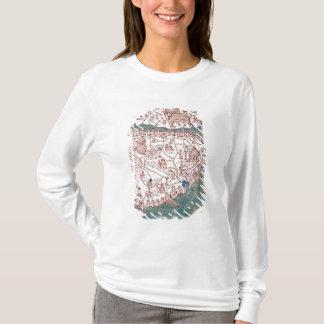 T-shirt Plan de Constantinople