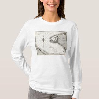 T-shirt Plan de fort Niagara