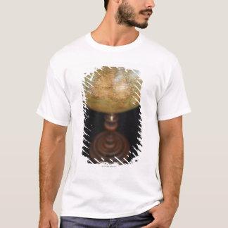 T-shirt Plan rapproché de globe antique