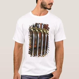 T-shirt Plan rapproché des robinets de barre