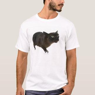 T-shirt Plan rapproché d'un chat 2