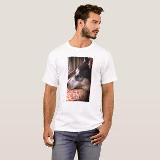 T-shirt Plan rapproché enroué