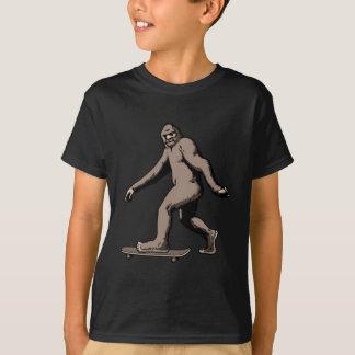 T-shirt Planche à roulettes de Bigfoot