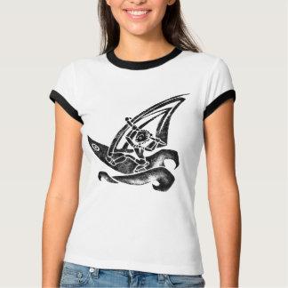 T-shirt Planche à voile géniale
