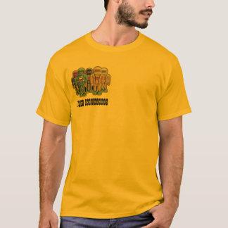 T-shirt Planches à roulettes de robot