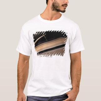 T-shirt Planète de Saturn dans le système solaire, plan