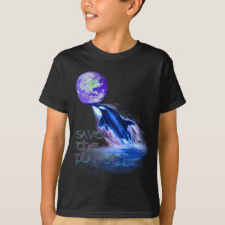 T-shirt Planète de SaveThe