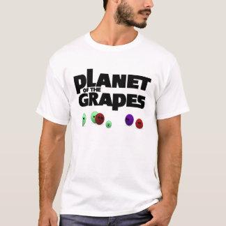 T-shirt Planète des raisins