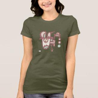T-shirt Planète Eckma - lapin de danse (300)