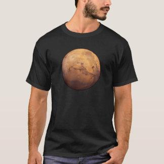 T-shirt Planète rouge Mars