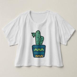 T-shirt Plante succulent
