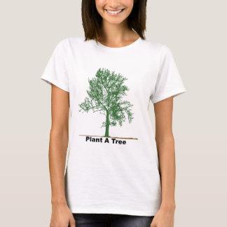 T-shirt plantez un arbre