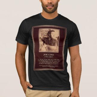 T-shirt Plaque commémorative de Joe Cino